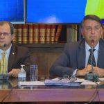 """presidente jair bolsonaro sem partido durante live semanal 29jul2021 150x150 - """"Bolsonaro parecia visivelmente descontrolado em trechos da sua live"""", opina jornalista"""