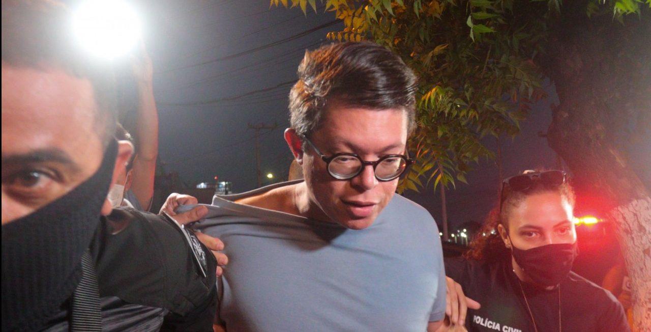 prisao dj ivis 7 16411591 e1627435774407 - DJ Ivis é indiciado por mais três crimes, além da agressão à ex-mulher; saiba mais
