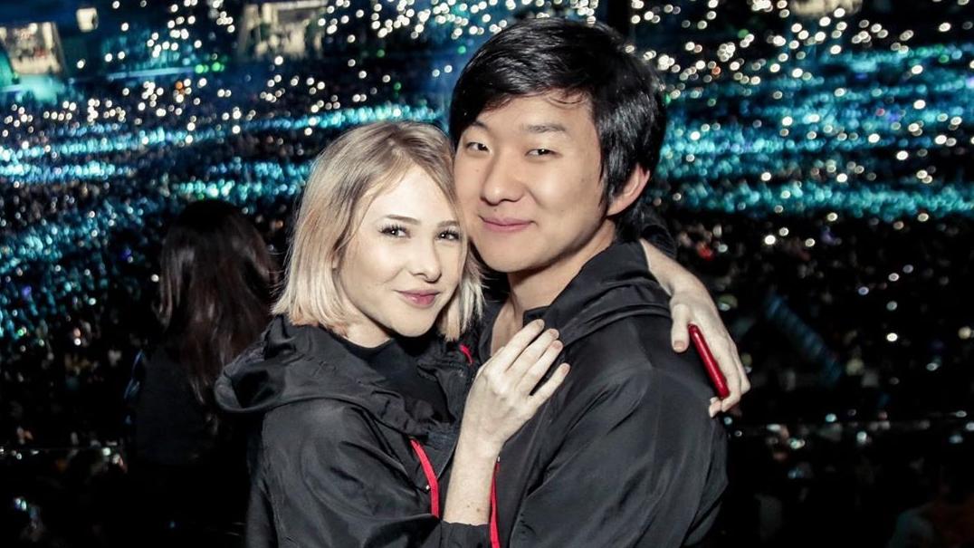 pyong lee e sammy lee - Sammy defende Pyong Lee e culpa Antonela por suposta traição