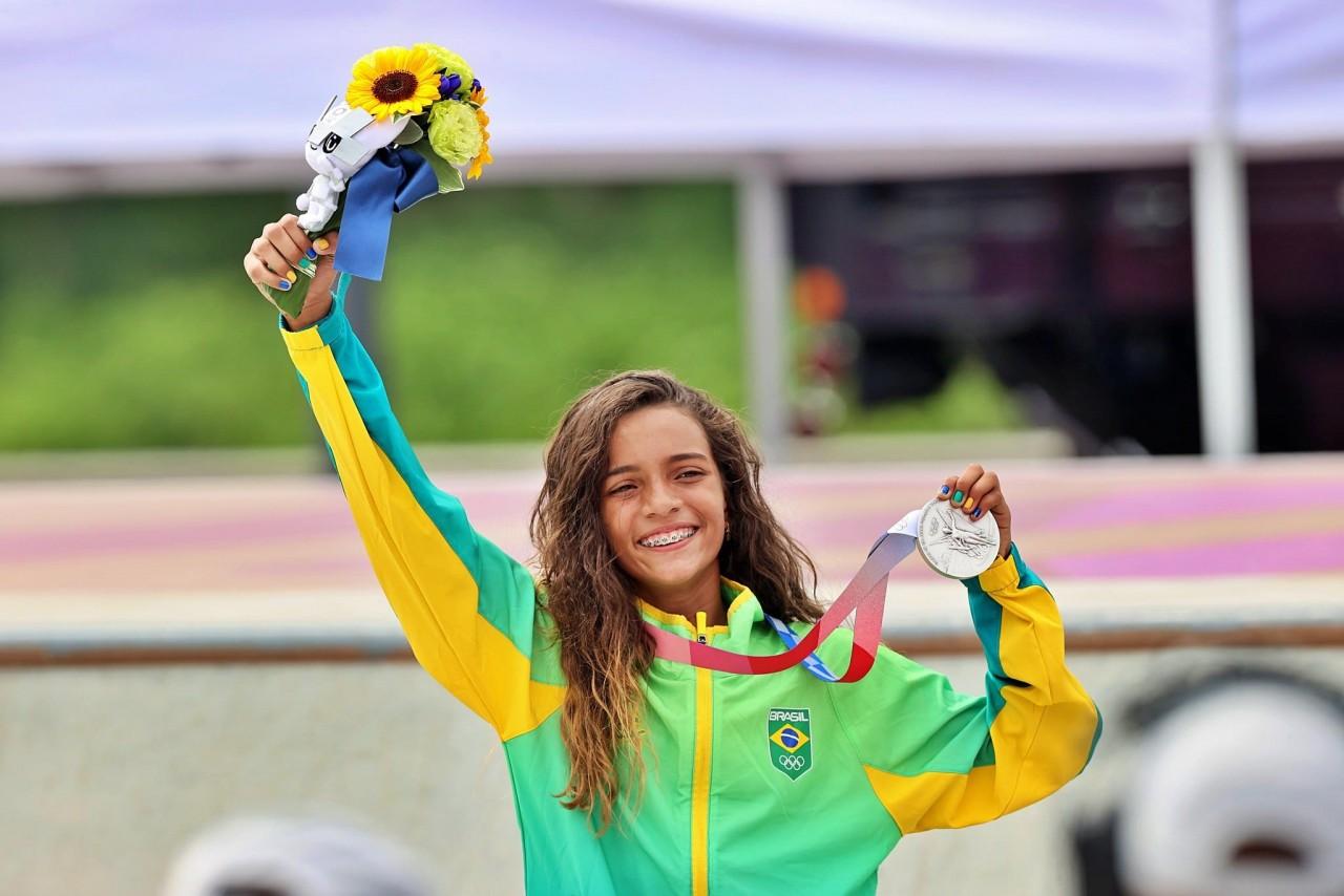 rayssa zM5Xr93 - Além da medalha: atletas brasileiros podem faturar mais de R$ 250 mil por vitórias nas Olimpíadas