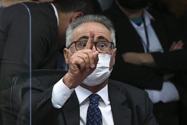 renan 2 600x400 1 - Renan Calheiros vai pedir convocação de ex-cunhada de Bolsonaro na CPI da Covid