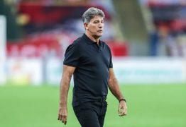 Flamengo tem reunião com representante de Renato Gaúcho e busca contrato até dezembro