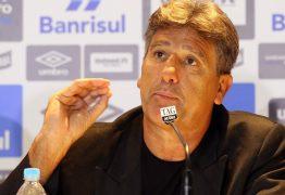 Após demissão de Ceni, Renato Gaúcho é o novo técnico do Flamengo