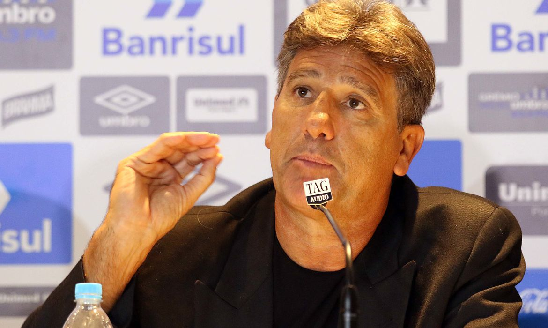 renato gaucho portaluppi - Após demissão de Ceni, Renato Gaúcho é o novo técnico do Flamengo