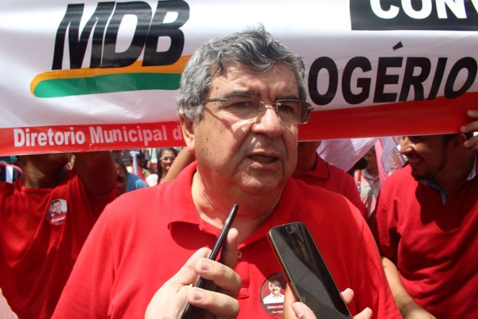 roberto paulino - João Azevedo nomeia Roberto Paulino como novo secretário chefe do governo; Cargo era ocupado por Ronaldo Guerra