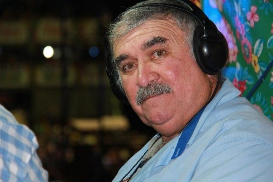 roberto fortunato - MAIS UMA VÍTIMA: Radialista paraibano, Roberto Fortunato, morre vítima de complicações da Covid-19