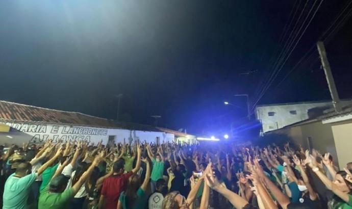 sape - Ex-candidatos e coligação são condenados a pagarem multa de R$ 300 mil por aglomeração na campanha em Sapé