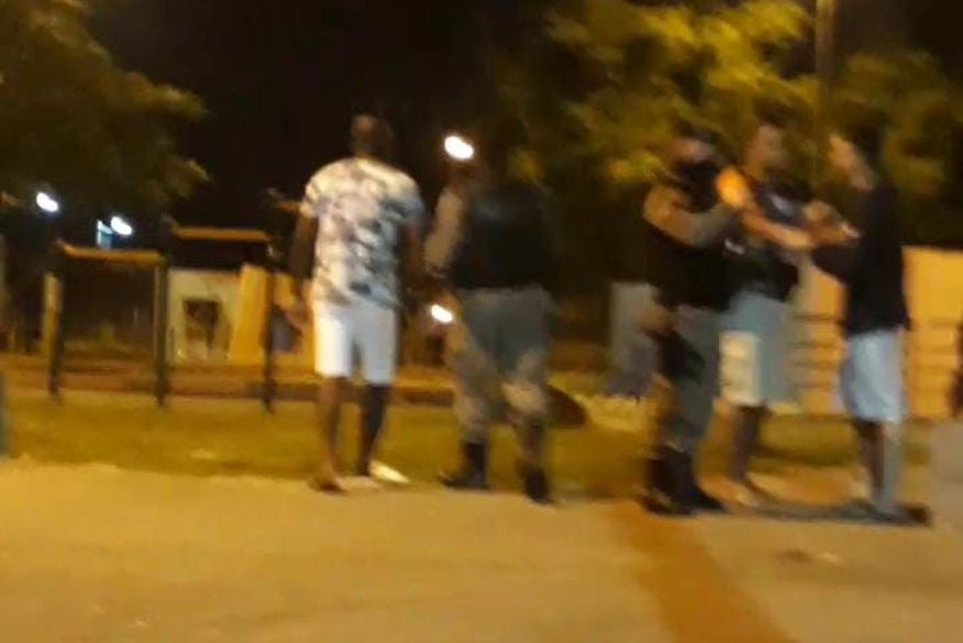 save 20210710 104922 - Homem fica ferido após ser baleado por sargento da Polícia Militar no bairro do Geisel - VEJA VÍDEO