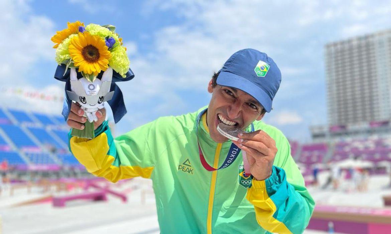 skate e judo conquistam primeiras medalhas para o brasil em toquio - Além da medalha: atletas brasileiros podem faturar mais de R$ 250 mil por vitórias nas Olimpíadas