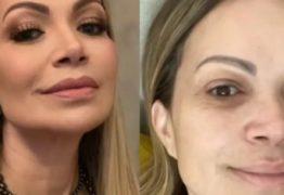 Cantora Solange Almeida aparece sem produção e critica quem julga 'aparência real'