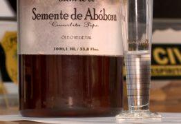 Casal morre após consumir solvente vendido como óleo de semente de abóbora
