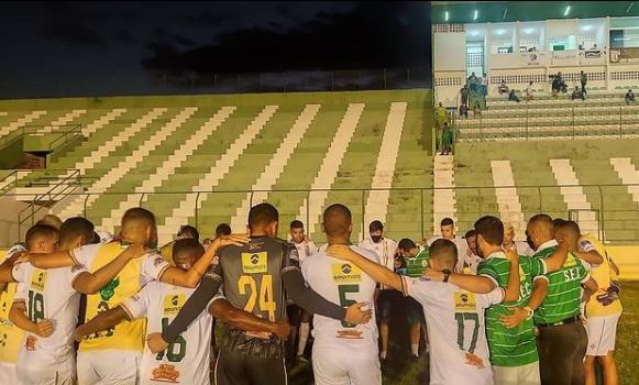 sousa central - Sousa empata contra Central de Caruaru no Marizão e permanece no G4 da Série D