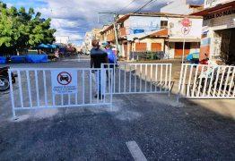 Prefeitura de Patos e STTRANS realizam ações de orientação nas principais vias públicas de acesso à Feira Livre neste sábado, 03