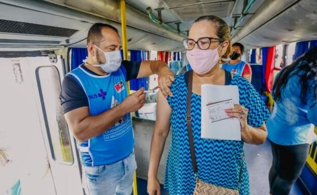 sus - COVID-19: João Pessoa planeja vacinar maiores de 33 anos, após chegada de novas doses