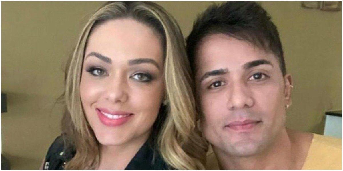 """tiago sertanejo - """"SE ASSUSTOU"""": Tânia Mara e Tiago terminam relacionamento após cantor realizar cirurgia para aumentar pênis"""
