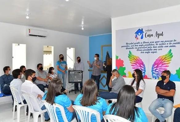 titi - Deputado Tião Gomes agradece a João Azevêdo e destaca importância da ampliação do atendimento aos autistas em Arara, Bananeiras, Casserengue e Solânea