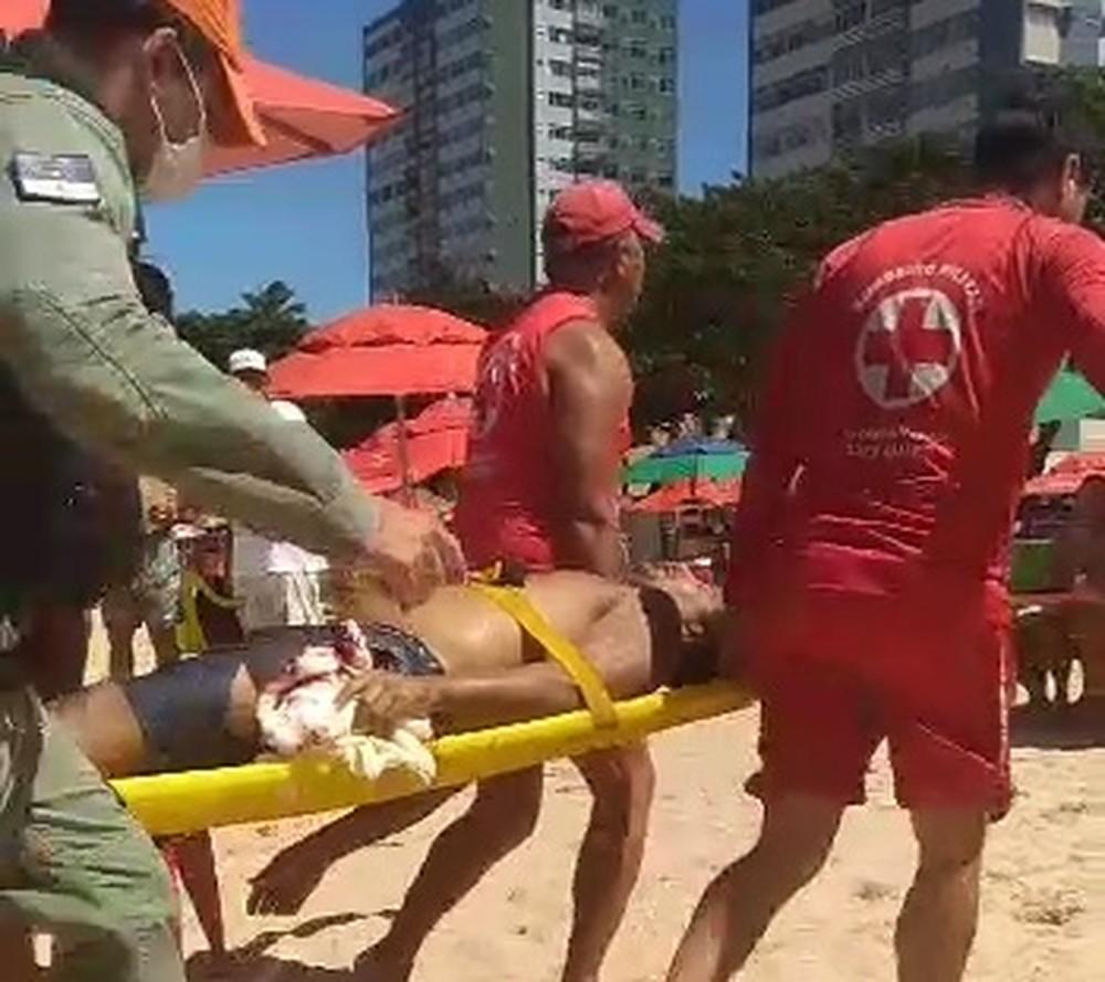 Novo ataque de tubarão é registrado na praia de Piedade, em PE