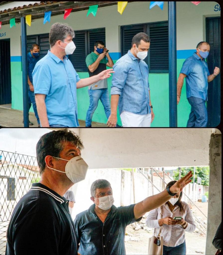 unnamed 1 - Recursos de emendas de Ruy Carneiro vão melhorar a vida de milhares de moradores de Gurinhém e Pirpiritura