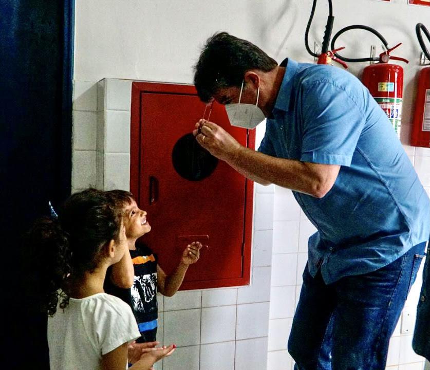 unnamed 3 - Recursos destinados por Ruy garantem melhor qualidade de vida a crianças e adolescentes atendidos por instituições na PB