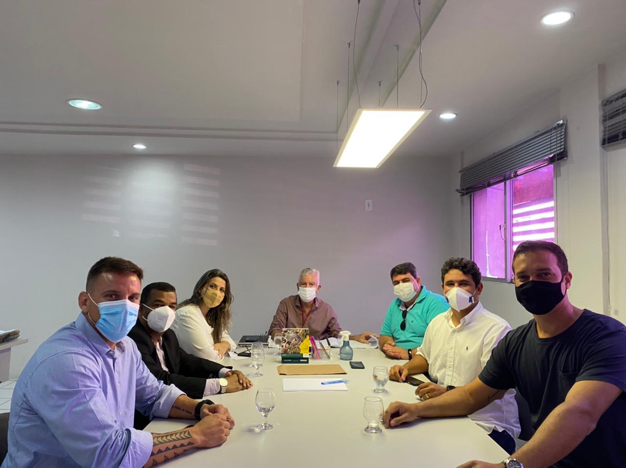 veradores pmjp - Vereadores de João Pessoa ampliam discussão sobre investimentos em infraestrutura e saúde