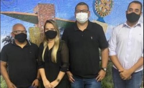 viss - Secretaria de Administração recebe visita de assessor técnico político da Paraíba e visa melhorias para a cidade de Bayeux