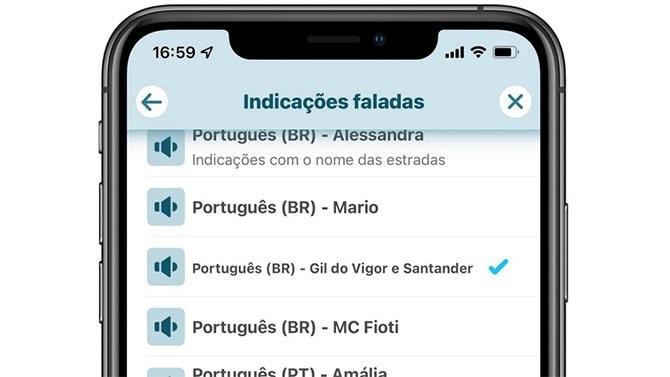 """waze 02144217195223 - """"INDIGNADO"""": Bordões de Gil do Vigor são incluídos para navegação no Waze - VEJA COMO MUDAR"""