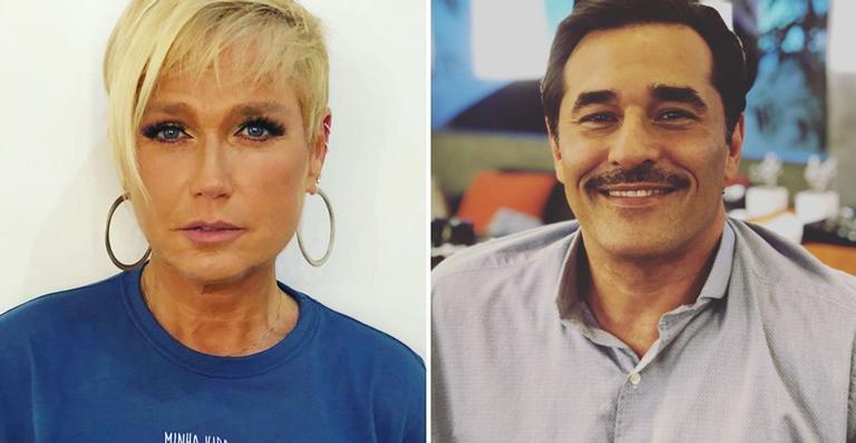 """xuxa meneghel e luciano szafir 822553 - Xuxa lamenta quadro de Szafir e critica governo Bolsonaro: """"Lu já podia estar vacinado"""""""