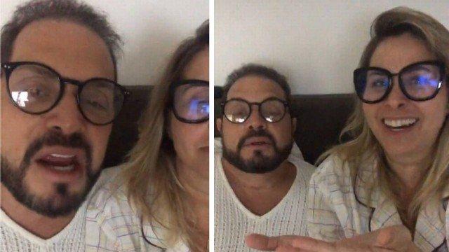 """xwhatsapp image 2021 07 20 at 14.03.33.jpeg.jpg.pagespeed.ic .3vNygLCnYJ - """"Heterofobia existe sim"""", reclama Conrado durante live com Andréa Sorvetão - VEJA VÍDEO"""