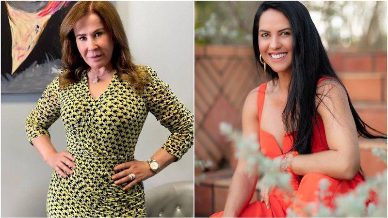 """zilu godoi graciele lacerda widelg - CONFUSÃO! Esposa de Zezé Di Camargo provoca Zilu e ela rebate: """"Viveu escondida por 9 anos"""""""