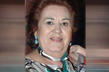 LUTO: morre ex-prefeita de município paraibano, aos 78 anos, vítima de infarto