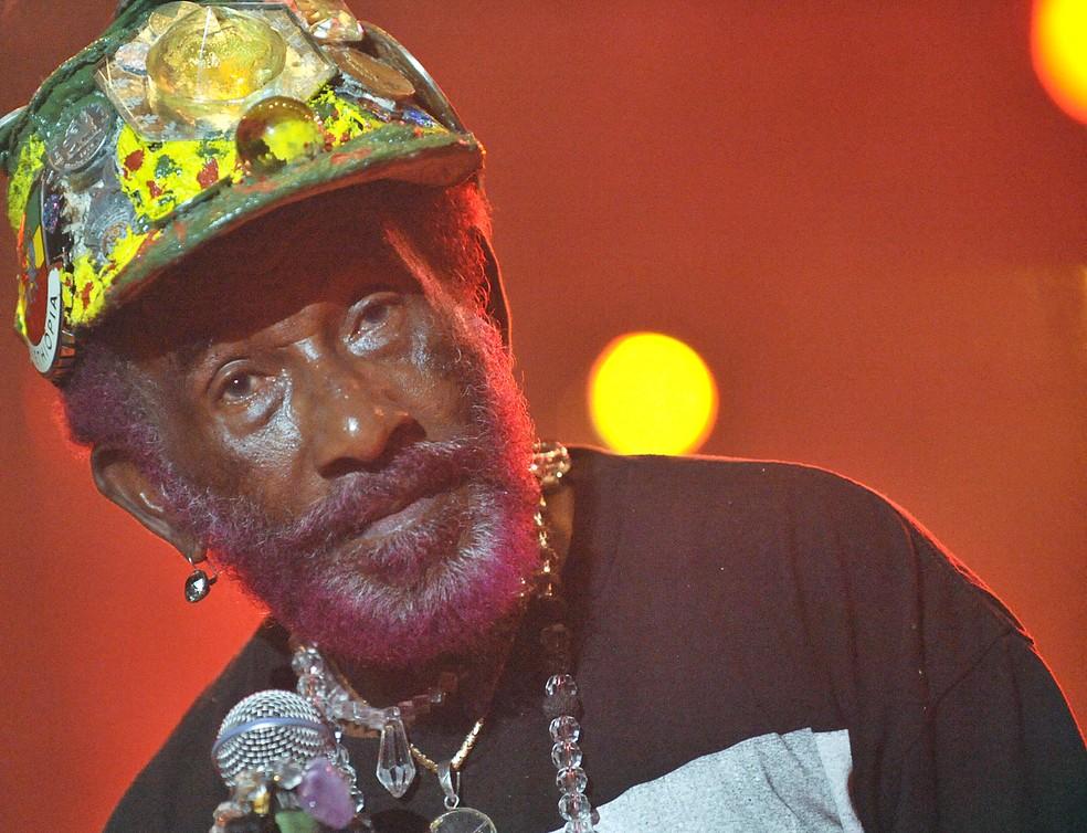 000 par2109778 - Morre Lee 'Scratch' Perry, produtor pioneiro de reggae e dub
