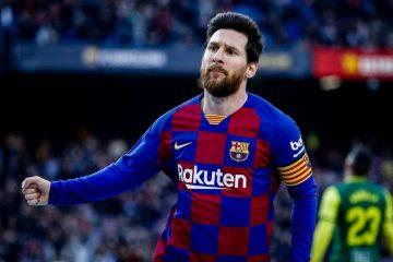 01 Lionel Messi Foto DivulgacaoBarcelona 360x240 - Barcelona anuncia saída de Messi após problemas na renovação de contrato