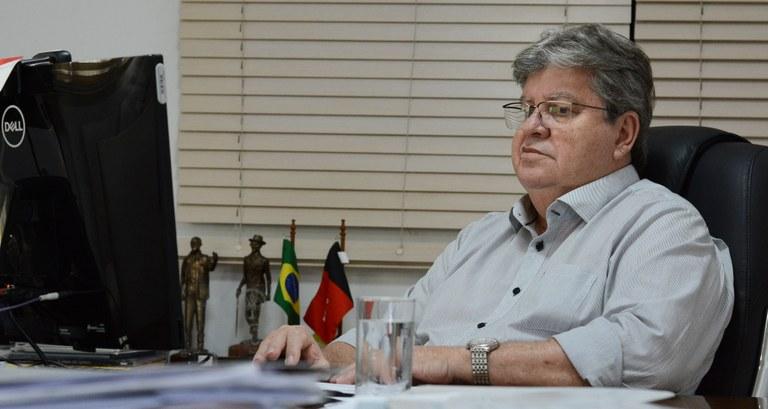 05c0916f 36b0 43ab b84b 6b43d49090fe - João Azevêdo autoriza investimento de R$ 10,3 milhões para implantação e pavimentação da PB-293, em Vista Serrana