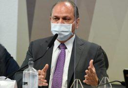 CPI da Covid terá que manter sigilo de dados de Barros, diz Cármen Lúcia