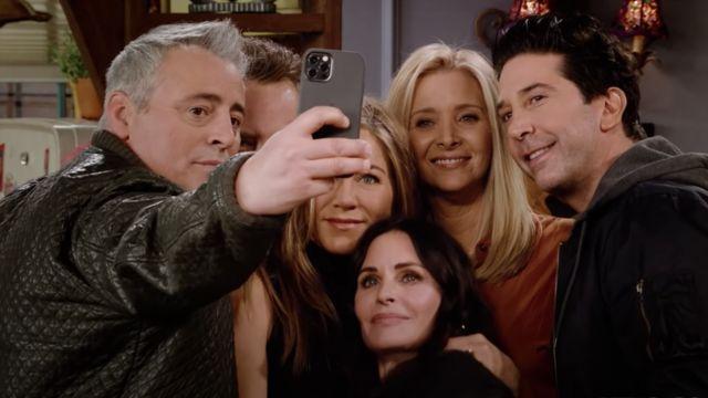 118588361 screenshot2021 05 20at14.21.24 - Rachel e Ross vive? Jennifer Aniston e David Schwimmer estão vivendo romance, afirma revista
