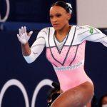 119692499 rebeca 150x150 - Rebeca Andrade fica em 5º na final do solo e se despede de Tóquio com duas medalhas