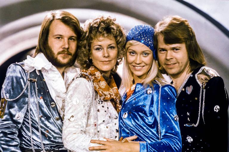 15603721295d0163a14377a 1560372129 3x2 md - ABBA ESTÁ DE VOLTA! Após 39 anos grupo sueco anuncia projeto misterioso e nova música