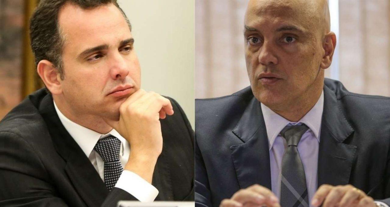 1613604580 602da6e4d1126 scaled - IMPROCEDENTE: Rodrigo Pacheco decide rejeitarpedido de Bolsonaro sobre impeachment de Moraes
