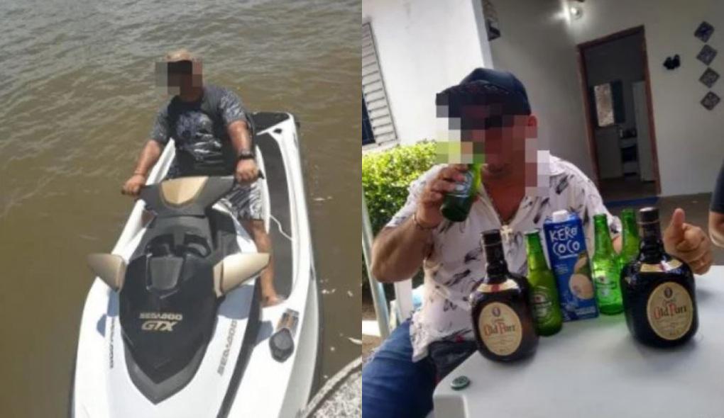 1628867230621553 - TRÁFICO DE COCAÍNA: Falso flanelinha ostentava vida de luxo nas redes sociais