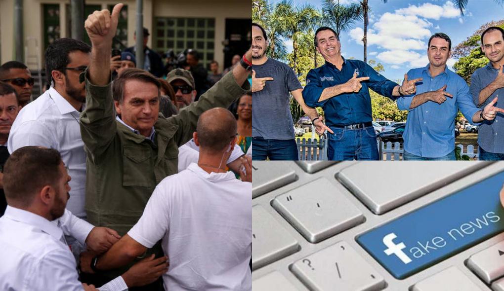 1629722674450140 - FACEBOOK: Páginas de fake news atingiram ápice no governo Bolsonaro, diz estudo