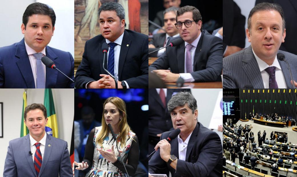 """1630187032648076 - DIAP: Conheça os parlamentares paraibanos eleitos """"cabeças"""" do Congresso Nacional 2021"""