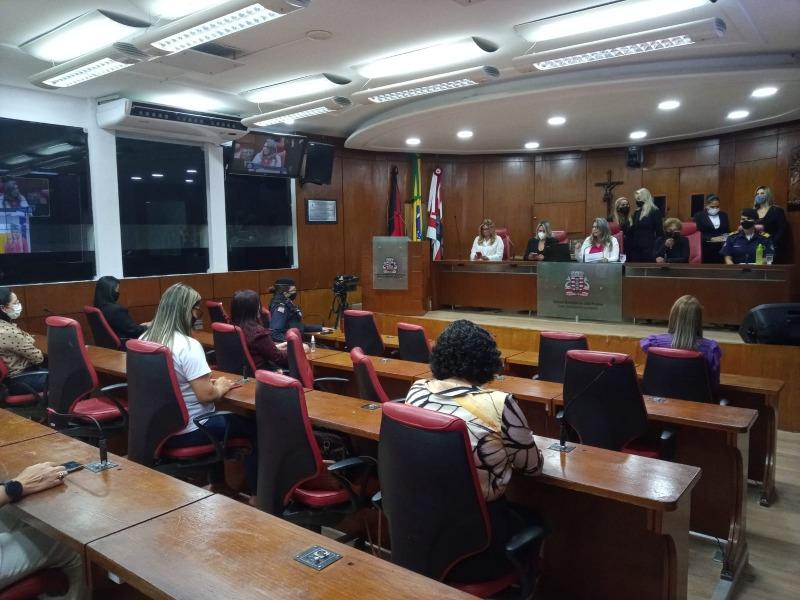 19083622 image - Ações de combate à violência contra as mulheres são discutidas em Sessão Especial na CMJP