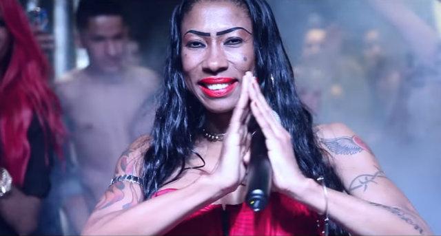 20160927191539962126e - 'UNDERERÊ': Inês Brasil conquista topo do ranking viral do Spotify
