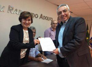 201801021216470000001930 - 'Perdemos não só um engenheiro, mas um grande cidadão', afirma Giucelia sobre a morte de Antônio Aragão