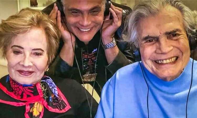 20210809090447894579o - Glória recebe notícia da morte marido Tarcísio Meira: 'Muita tristeza'