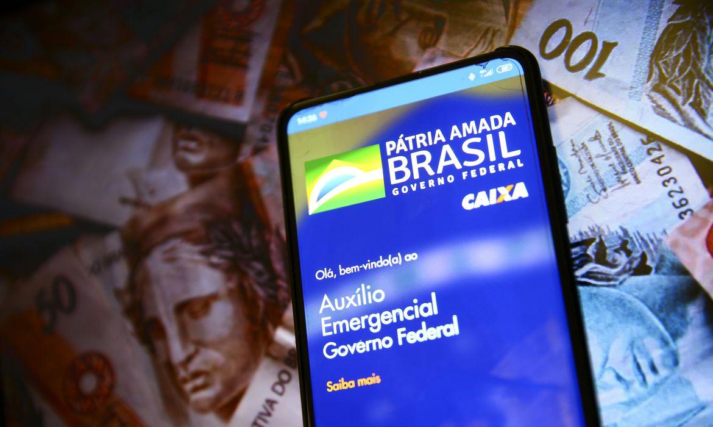 21 07 2020 app auxilio emergencial 5 - Caixa paga hoje auxílio emergencial a nascidos em setembro e outubro