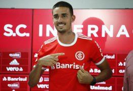 DE SAÍDA! Prestes a sair do Internacional, Thiago Galhardo dá pistas de ida para clube espanhol