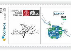 3 300x218 1 - Prefeito lança dois selos comemorativos dos Correios em homenagem ao aniversário de João Pessoa
