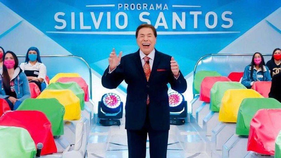 """484hzs9h484cvkosrobqxk6lv - """"Não quis ocupar um leito tendo sintomas leves de Covid"""", diz Silvio Santos"""