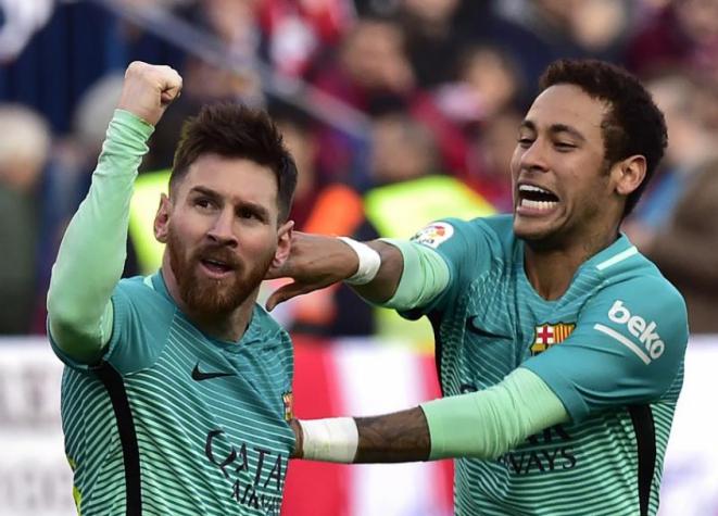 58b3287b442c3 - Neymar comemora chegada de Messi ao PSG: 'Juntos novamente'